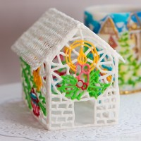 Royal Icing House