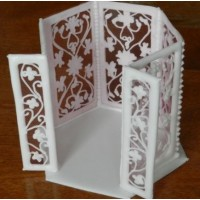 Jewelry Box in Royal Icing