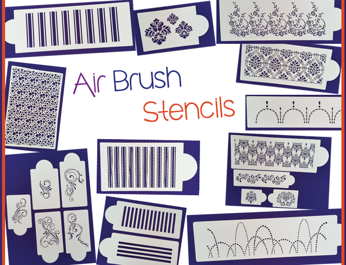 Air Brush Stencils