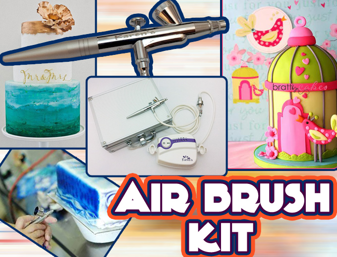 Air Brush Kit Machine