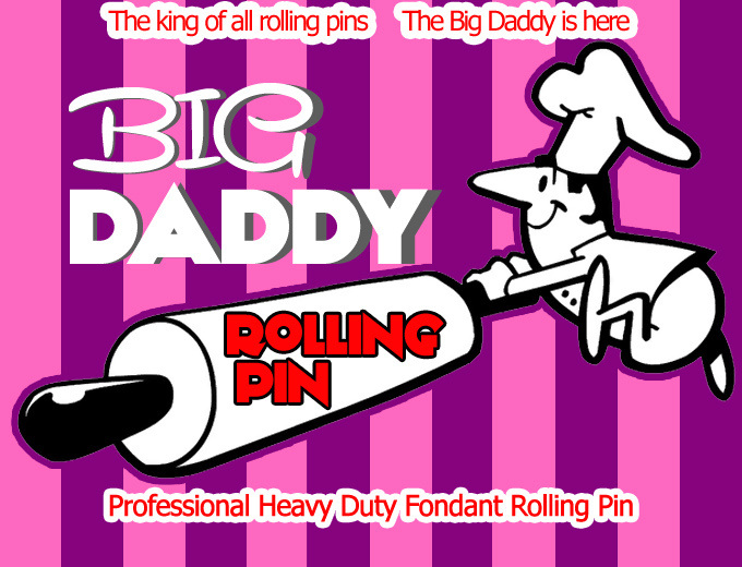 Big Daddy Rolling Pin