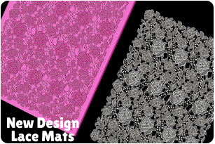 New Lace Mat Design