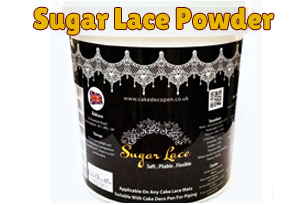 Sugar Lace Powder