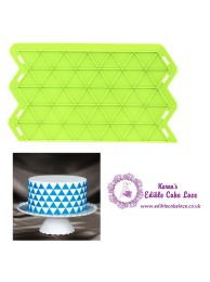 Simply Triangles Silicone Onlay Mats