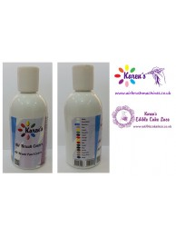 Air Brush - White - Cake Decorating Edible Colors Paints by Karen's - 190 ML / 6.43 Oz