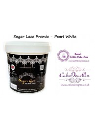 Sugar Lace Premix - 200 Grams - Silver