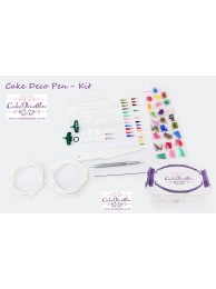Cake Deco Pen Kit  - Only Suitable with Karens Air Brush Machine Compressor