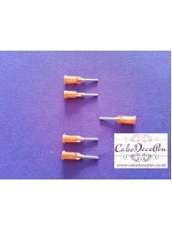 Spare Parts | Metal Tip Orange  |Cake Deco Pen Machine | Dual Action Kit | Deco Pen Kit + Air Brush Kit