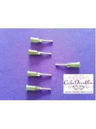 Spare Parts | Metal Tip Green  |Cake Deco Pen Machine | Dual Action Kit | Deco Pen Kit + Air Brush Kit