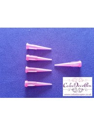 Spare Parts | Polymer Tip Pink  |Cake Deco Pen Machine | Dual Action Kit | Deco Pen Kit + Air Brush Kit