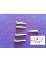 Spare Parts | Polymer Tip Olive Green Clear  |Cake Deco Pen Machine | Dual Action Kit | Deco Pen Kit + Air Brush Kit