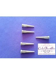 Spare Parts | Polymer Tip Grey Opaque  |Cake Deco Pen Machine | Dual Action Kit | Deco Pen Kit + Air Brush Kit