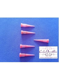 Spare Parts | Polymer Tip Dark Pink  |Cake Deco Pen Machine | Dual Action Kit | Deco Pen Kit + Air Brush Kit