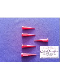 Spare Parts | Polymer Tip Red  |Cake Deco Pen Machine | Dual Action Kit | Deco Pen Kit + Air Brush Kit
