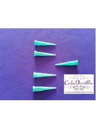 Spare Parts | Polymer Tip Green Clear  |Cake Deco Pen Machine | Dual Action Kit | Deco Pen Kit + Air Brush Kit