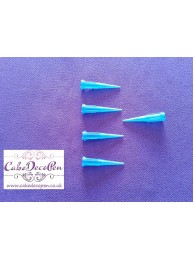 Spare Parts | Polymer Tip Blue Clear  |Cake Deco Pen Machine | Dual Action Kit | Deco Pen Kit + Air Brush Kit