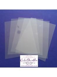 Spare Parts | Acetate Sheets  |Cake Deco Pen Machine | Dual Action Kit | Deco Pen Kit + Air Brush Kit
