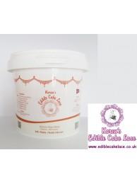 Edible Cake Lace Premix - 200 Grams - Victorian Pearl White -  Premium Quality