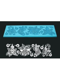 Single Lace Mat For Cake - Design 6
